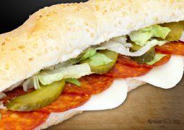 Sandwich-Spanish-Chorizo